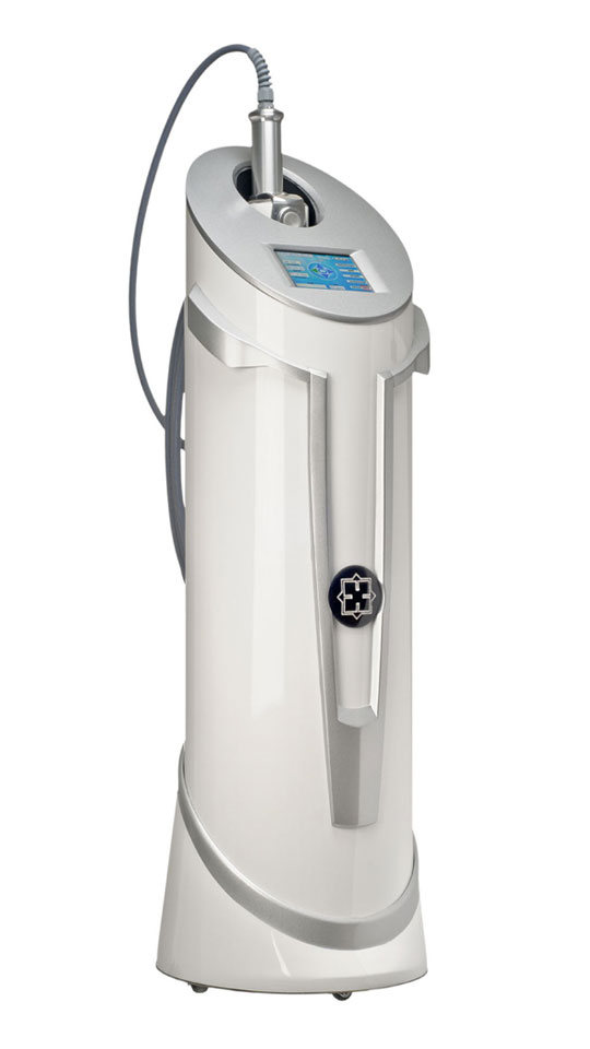 Dispositivo aksensor e manipoli per trattamento corpo e viso