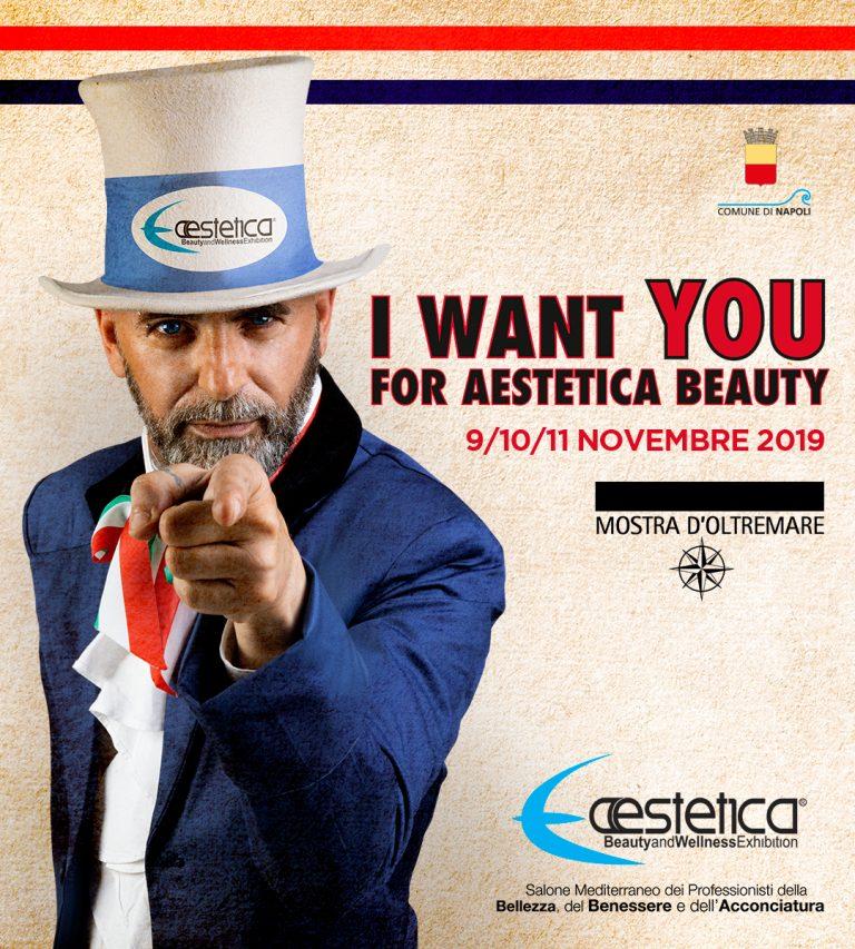 Endosphères vi aspetta a Aestetica Napoli 2019