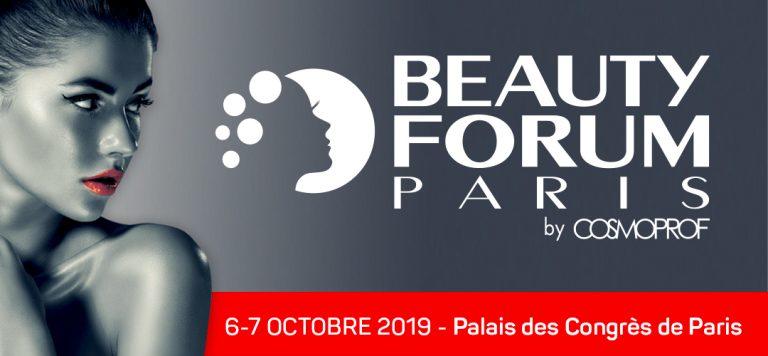 Endosphères al Beauty Forum Parigi 2019