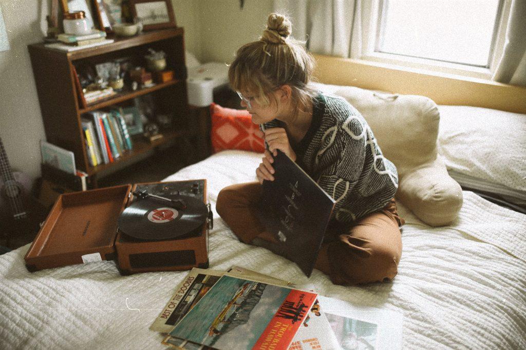 a tutta musica per eliminare lo stress