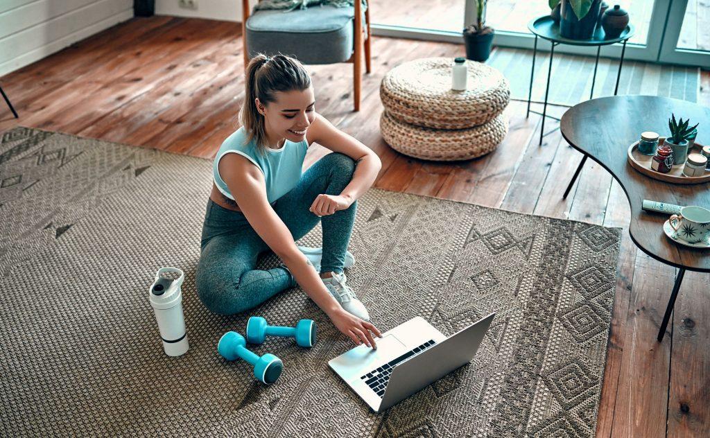 allenarsi a casa tutti i segreti dell'home fitness