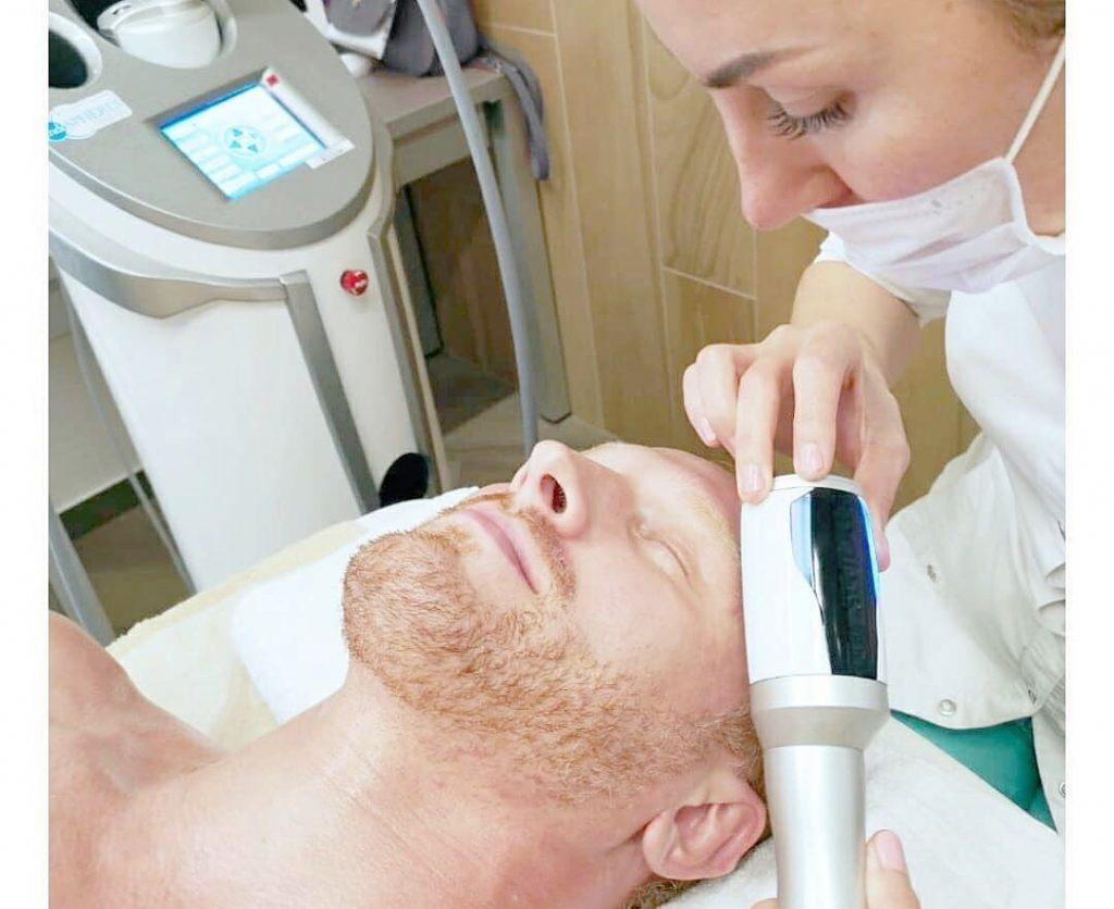 viso uomo: il trattamento viso Endosphères