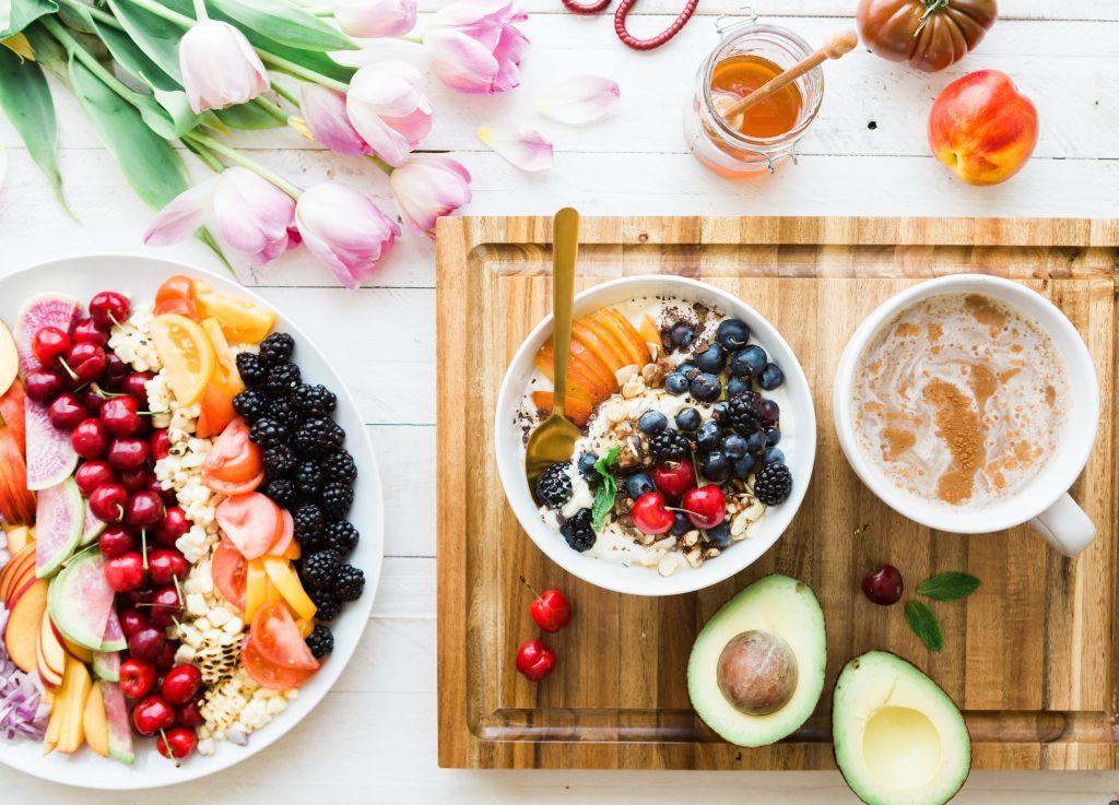 gli alimenti detox da portare a tavola