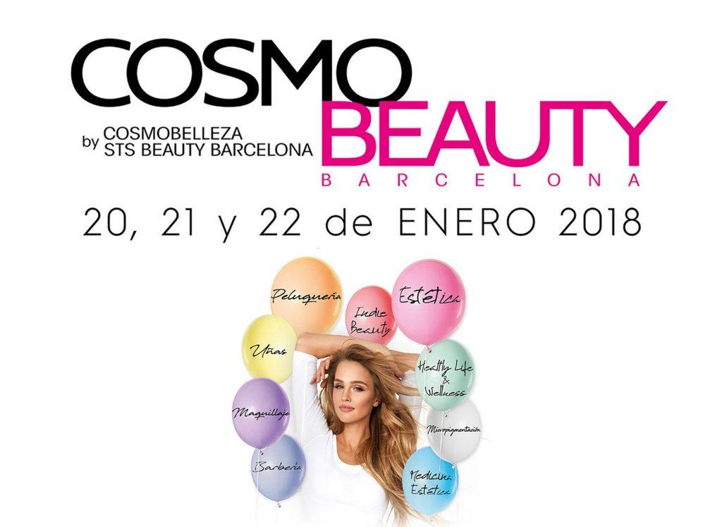 Endosphères trattamenti per combattere la cellulite e agire sul ringiovanimento al Cosmobeauty Barcelona 2018
