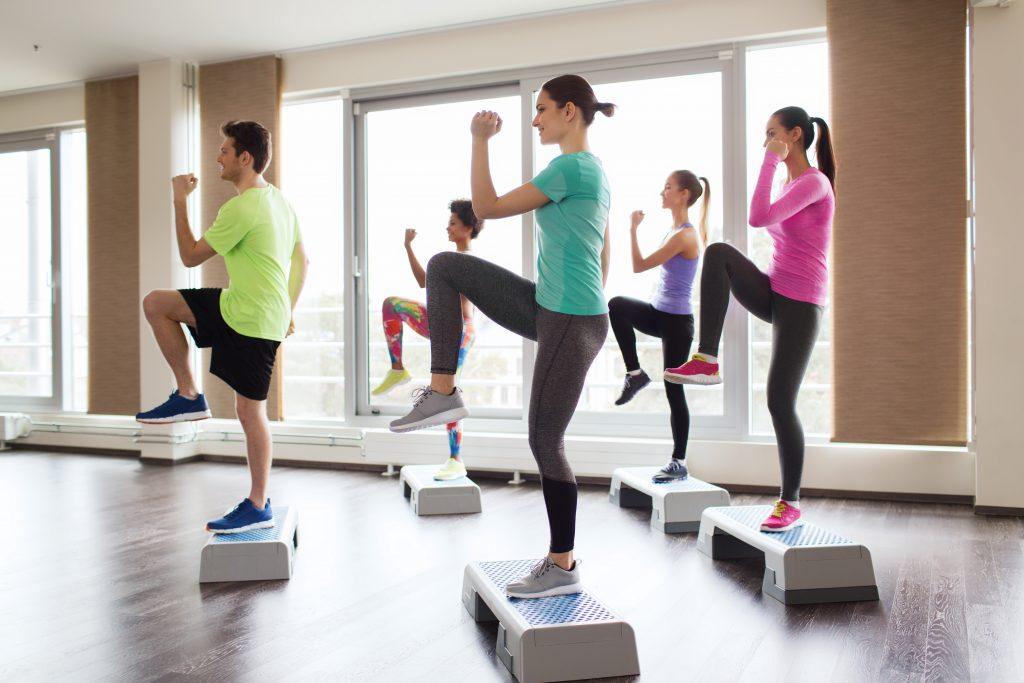 Gli esercizi da fare per tornare in forma