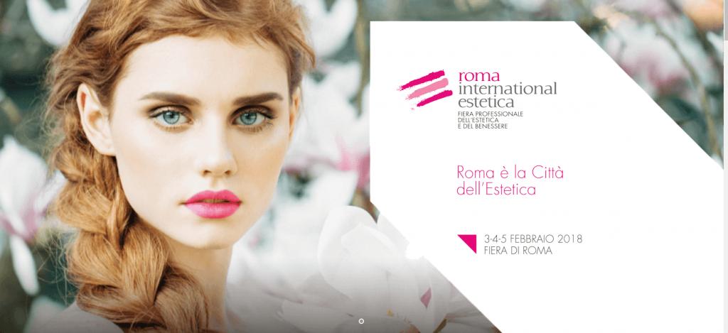 Endospheres trattamenti per eliminare la cellulite e le rughe a Roma International Estetica 2018