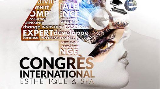 il trattamento Endosphères al Congresso Internazionale di Estetica e Spa di Parigi