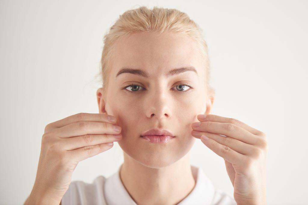 rosacea: come detergere il viso